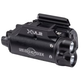 SureFire XVL2 IR/LED Weapon Light w/Green & IR Laser Sight