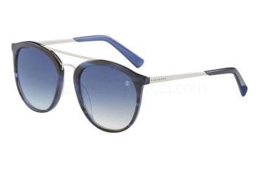 bbd75b5abaaf Davidoff 97209 Sunglasses, Blue Frame, Grey Blue Gradient Lens, 97209-4104